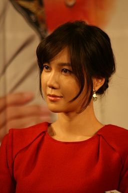 Lee Ji-ah on October 31, 2011