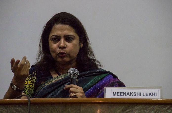 Image result for meenakshi lekhi