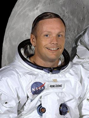Neil Armstrong, Apollo 11