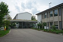 The Liebefeld-Steinhölzli public school in Köniz, Switzerland, which Kim Jong-un is reported to have attended.