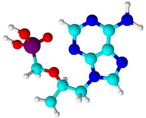 Molécule de tenofovir