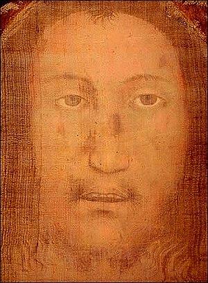 The Manoppello Image.