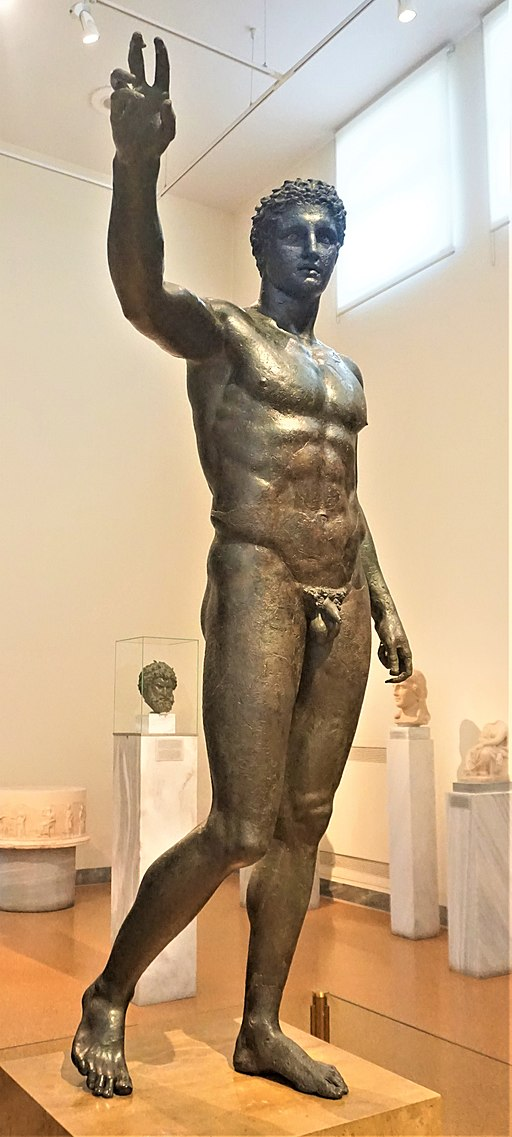 Antikythera Youth - National Archaeological Museum, Athens by Joy of Museum - 3