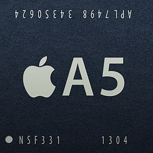 Leadcore Technology   WikiVividly Apple A5   Image  Apple A5 APL7498