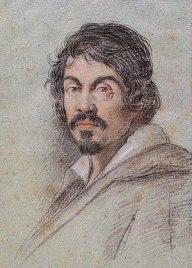 A portrait of the Italian painter Michelangelo...