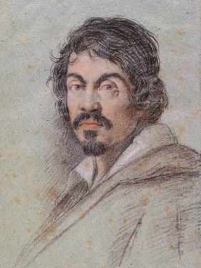Ο ζωγράφος, Michelangelo Merisi da Caravaggio (Ιταλικά)