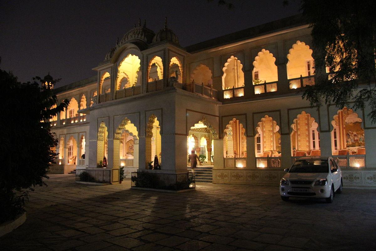 Bissau Palace Hotel Jaipur Wikipedia