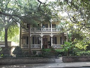 : Savannah Historic District: