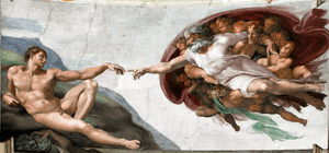 creation of man