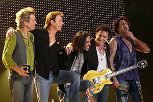 English: JOURNEY, Live in Minneapolis, MN on S...