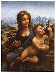 Madonna of the Yarnwinder