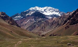 Mendoza region of Argentina