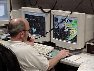Norman OK meteorologist