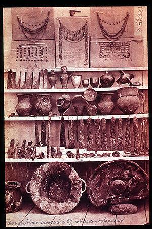 Part of Priam's treasure.