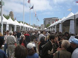 Pavilions at Slow Food Nation