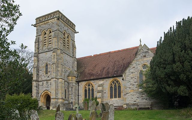 St Peter's Church, Binton, Warwickshire