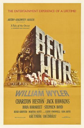 Resultado de imagem para Ben-Hur 1959