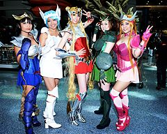 Check out our anime convention selection for the very best in unique or custom. Anime Expo Wikipedia
