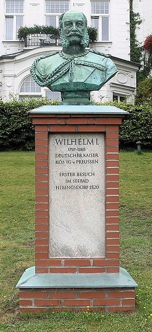 Deutsch: Denkmal, Wilhelm I. (Deutsches Reich)...