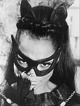 Eartha Kitt Catwoman debut 1967