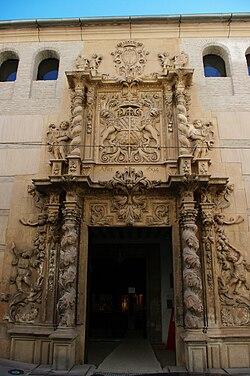 Palacio De Guevara Wikipedia La Enciclopedia Libre