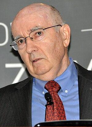 English: prof. Philip Kotler at Warsaw