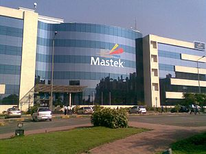 English: Mastek Mumbai(Mahape) Office Building...