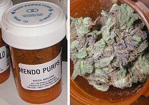 English: Medical Cannabis
