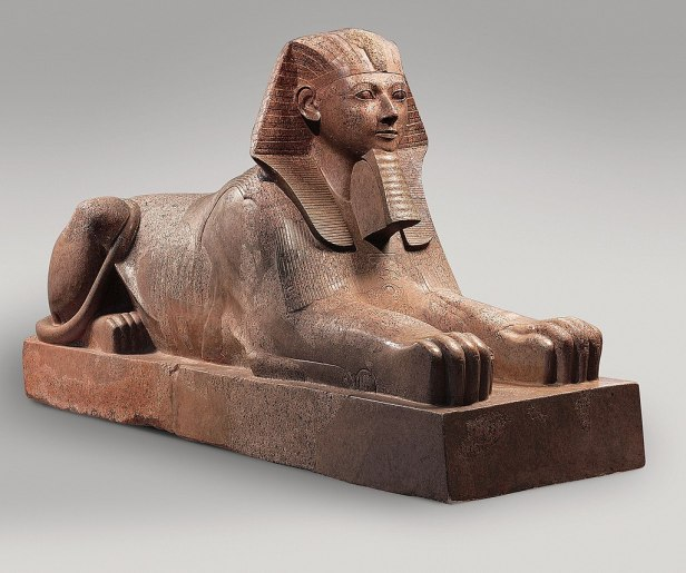Sphinx of Hatshepsut MET 21V CAT088R6
