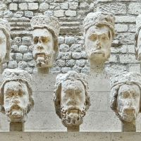 The Heads of the Kings of Judah from Notre-Dame de Paris