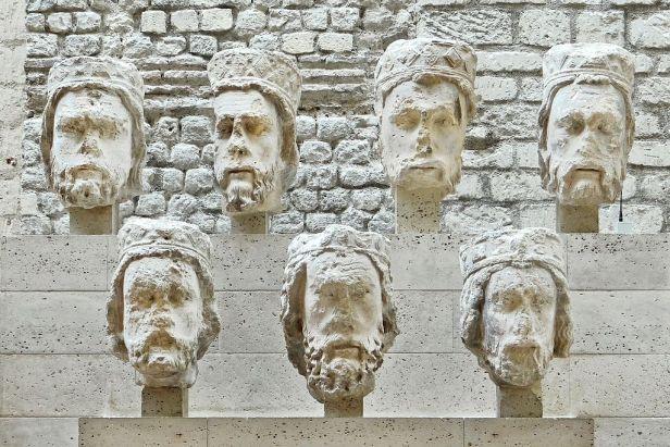 Têtes de rois (Musée de Cluny) (8951012424)