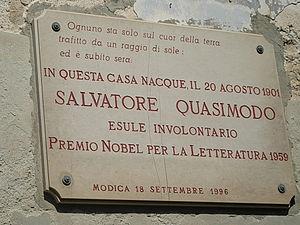 Targa Quasimodo 1
