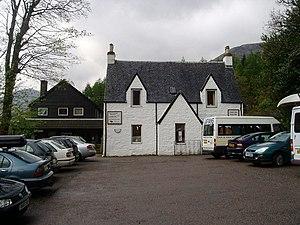 The Clachaig Inn.