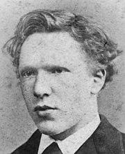 Vincent van Gogh năm 1876