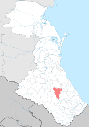 Акушинский район — Википедия