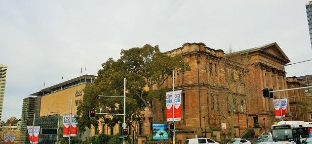 Australian Museum - Joy of Museums - External 2