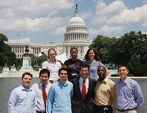 English: CBO interns