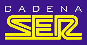 English: Cadena ser logo. Español: Logotipo de...