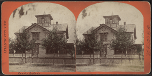 Cooks' Cottage, by S. R. Morse