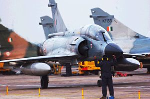 The Indian Air Force has the second largest fl...