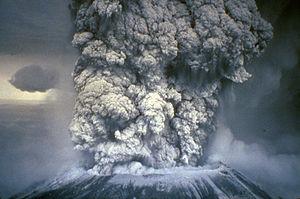 Mt. St. Helens, WA, May 18, 1980 -- Disasters ...