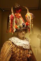 Mummer's costume