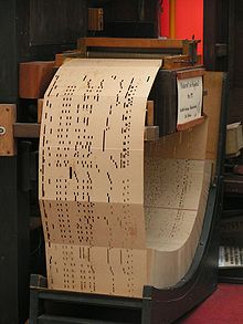 Schede perforate