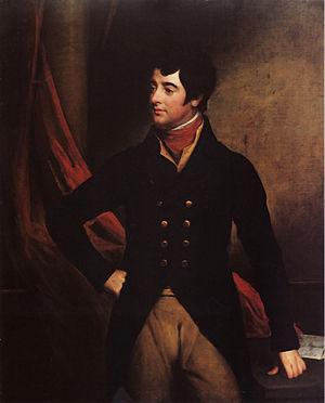 Lord Edward FitzGerald (1763-1798)