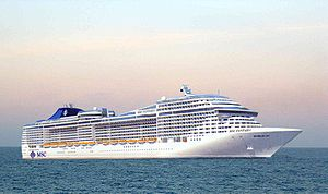 Fantasia class cruise ship