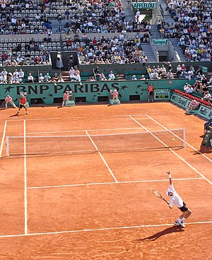 Davydenko vs Nalbandian in QF French Open 2006