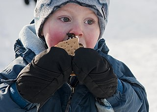 Kid and Smores