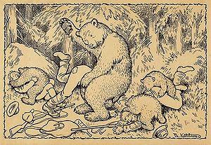 A Bear-Hunt Gone Wrong