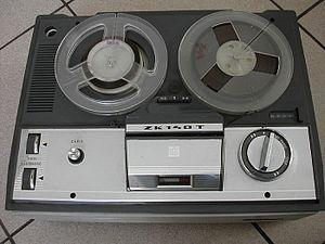 Tape recorder ZK140