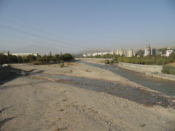 Реки Таджикистана Википедия